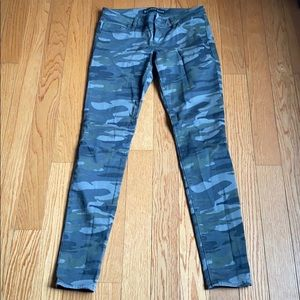 Express Camouflage Stella Leggings 2